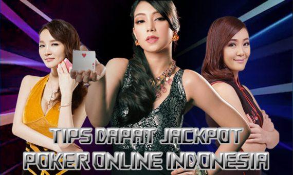 Cara Dapat Jackpot Poker Online Indonesia